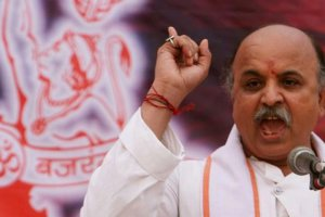 Pravin Togadia. Credit: Reuters/File photo