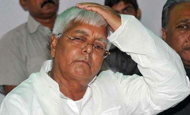 Lalu Prasad Yadav. Credit: PTI