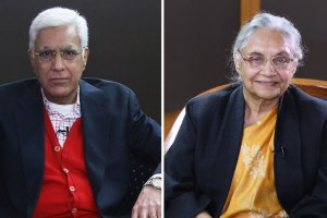 Watch: Sheila Dikshit's Tell-All Interview With Karan Thapar