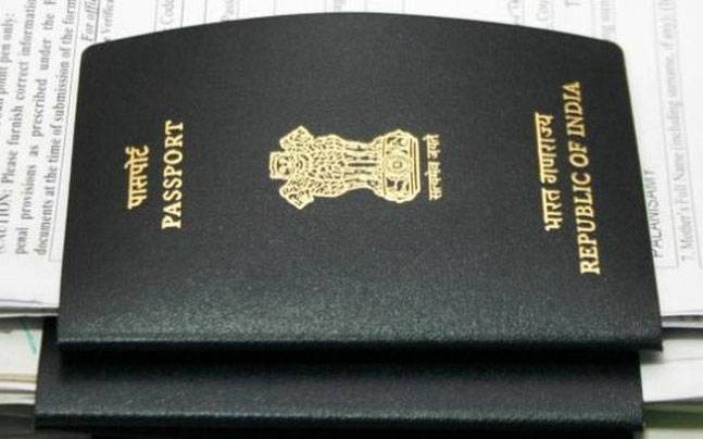 No Orange coloured passports. Government scraps decision