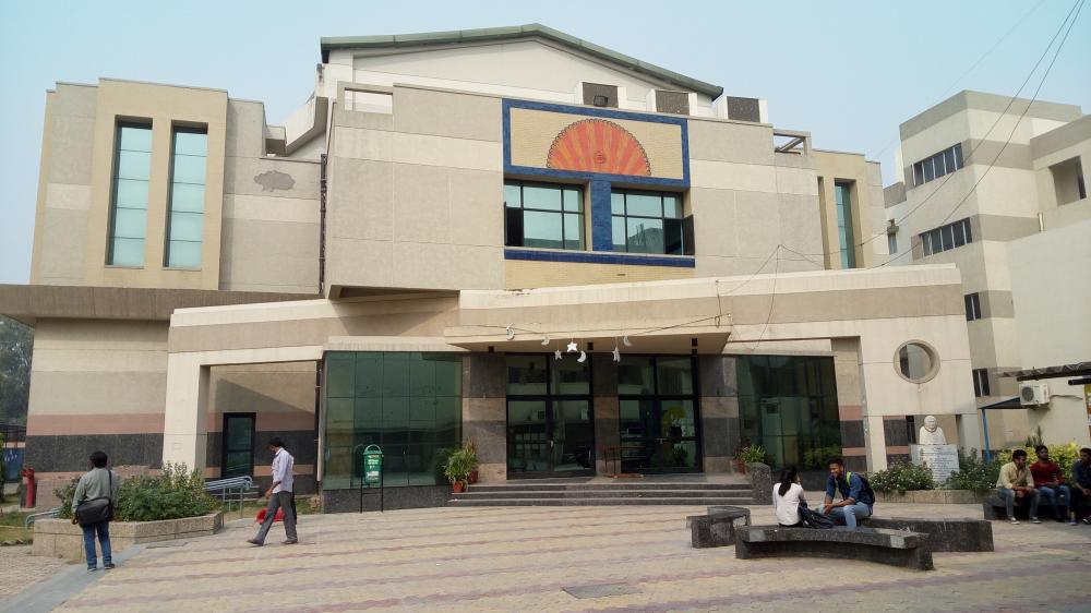 medium resolution of abvp members allegedly disrupt event in delhi s satyawati college abuse harass teachers students