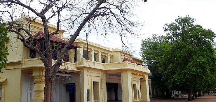 Visva Bharati. Credit: University website