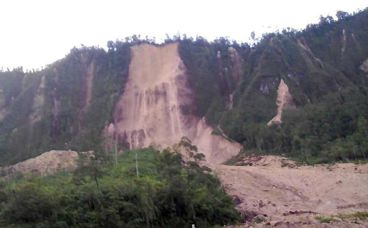 Papua New Guinea Quake Kills at Least 14; LNG Plant Shut Due to Damages