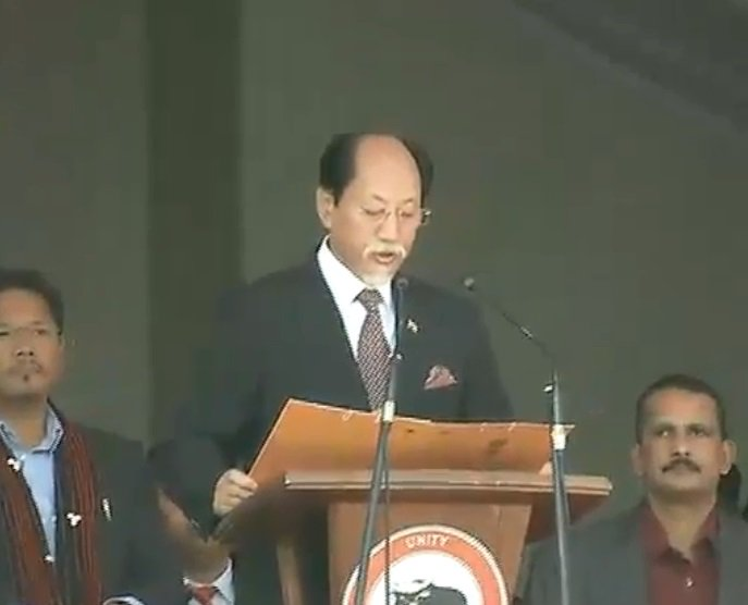 Neiphiu Rio to swear in as next CM of Nagaland today