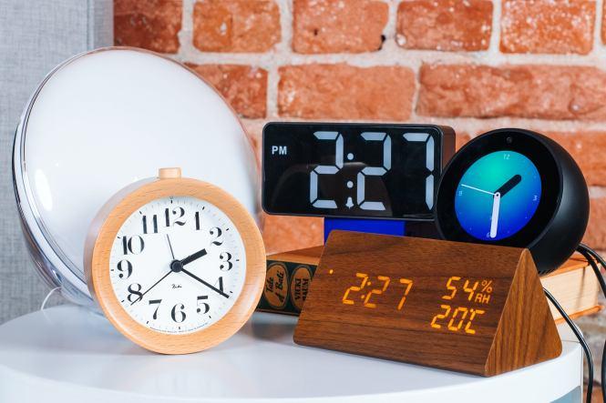 The 7 Best Alarm Clocks 2021 Reviews