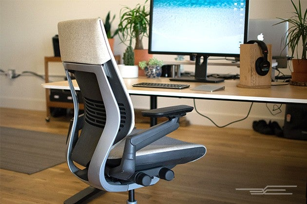 steelcase gesture chair folding fishing tackle box the best office for 2018 reviews by wirecutter a new york times company