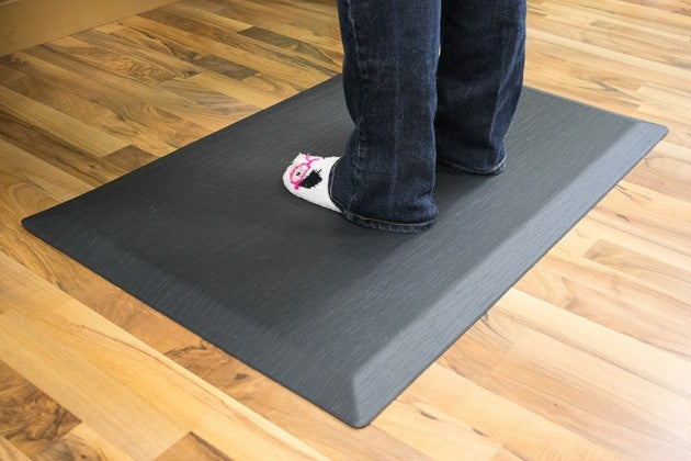 chair mat for carpet walmart hydro water ski the best standing desk mats: reviews by wirecutter | a new york times company