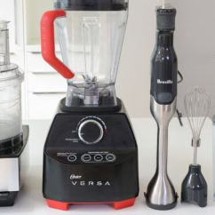 Kitchen Blenders Do It Yourself Countertops Food Processor Vs Blender Mixer Which Should You Get Reviews By Wirecutter A New York Times Company