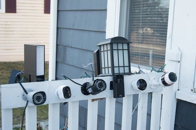 The Best Outdoor Security Camera: Reviews By Wirecutter