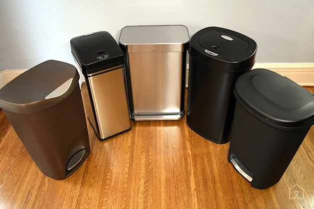 trash cans kitchen aid mixing bowls the best can reviews by wirecutter a new york times company