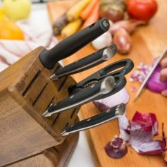 Good Kitchen Knife Set Real Wood Cabinets The Best Reviews By Wirecutter A New York Times Company