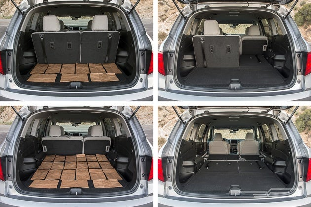 Which Mid Size Suv Has The Most Interior Room Billingsblessingbags Org
