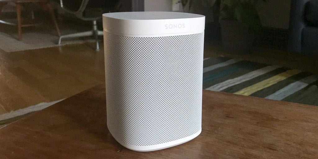 Sonos One Is This The Best Smart Speaker Reviews By