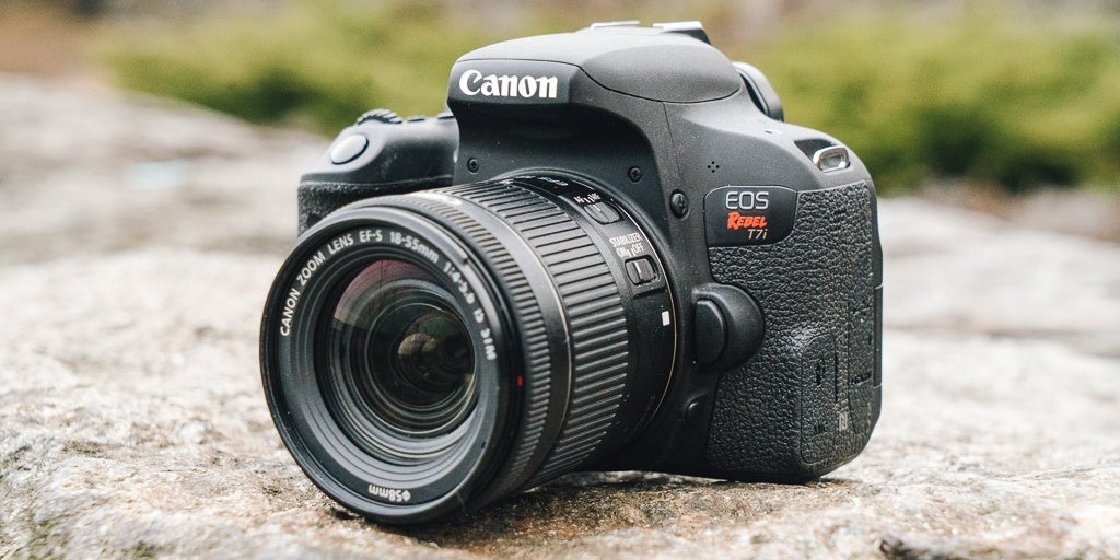 The Best Canon Dslr Cameras Reviews By Wirecutter  A New