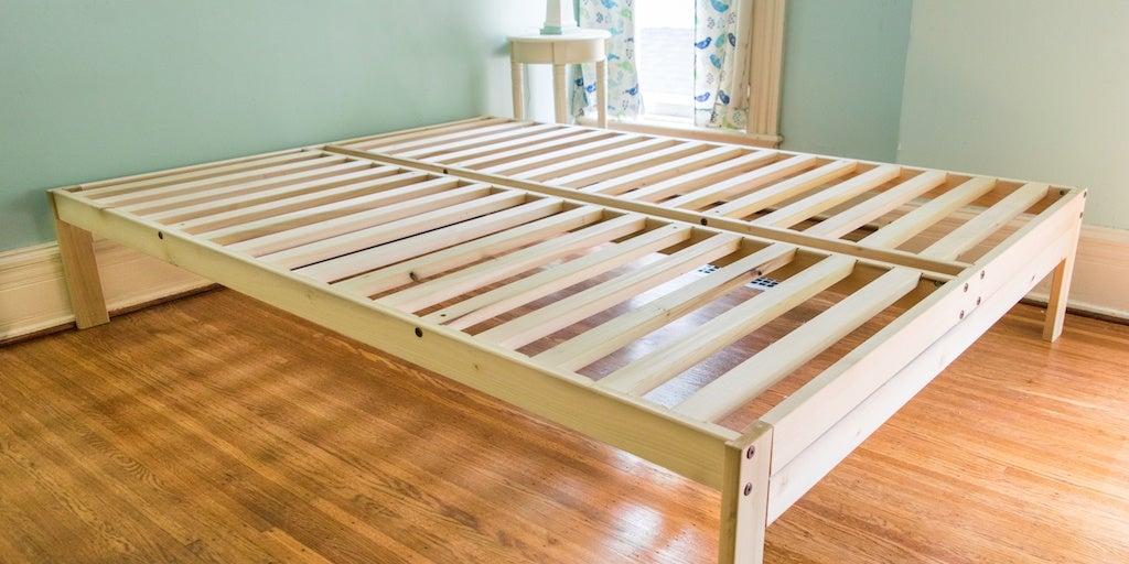 The Best Platform Bed Frames Under $300: Reviews By