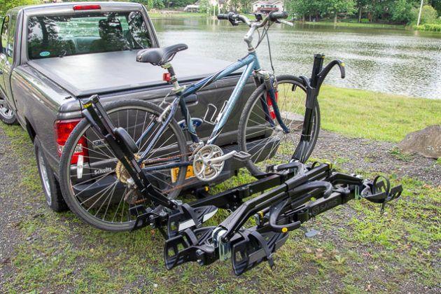 5 bike hitch mount rack