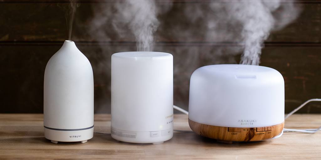 The Best Essential Oil Diffusers Reviews By Wirecutter