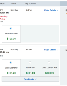 screenshot of the chase ultimate rewards travel portal showing two flights from san francisco to also best credit cards reviews by wirecutter rh thewirecutter