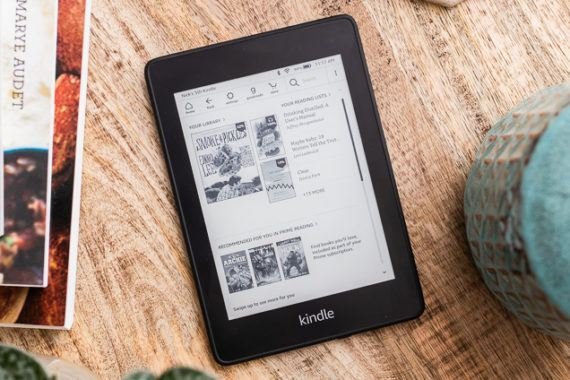 The Best Ebook Reader For 2019 Reviews By Wirecutter A