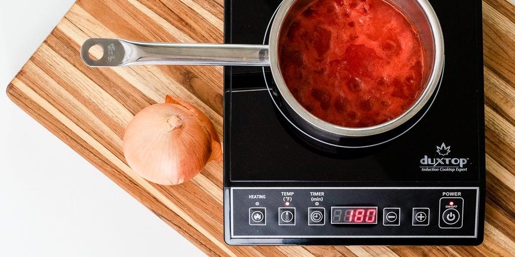 Induction Heating Temperature Range