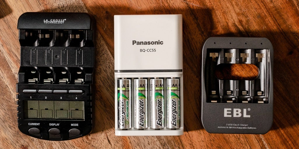 the best rechargeable battery