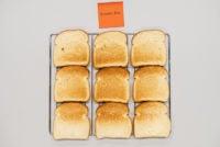 Неровный тост от KitchenAid KCO211M.