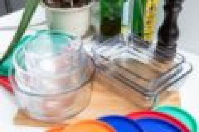 Круглый набор для хранения продуктов питания Pyrex 24 шт.