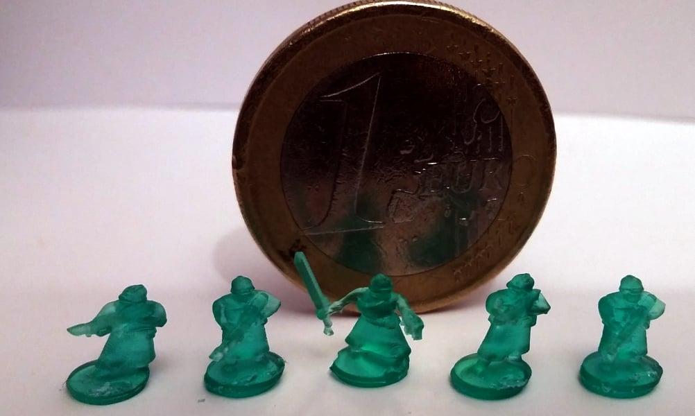 Epic DKoK Infantry By ACastilho Thingiverse