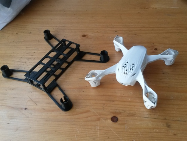 3d Printing Created This Drone Complete With Circuitry