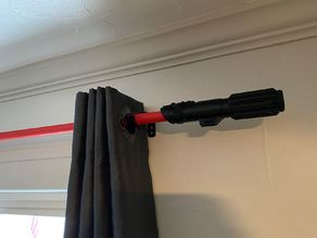 things tagged with curtain rod