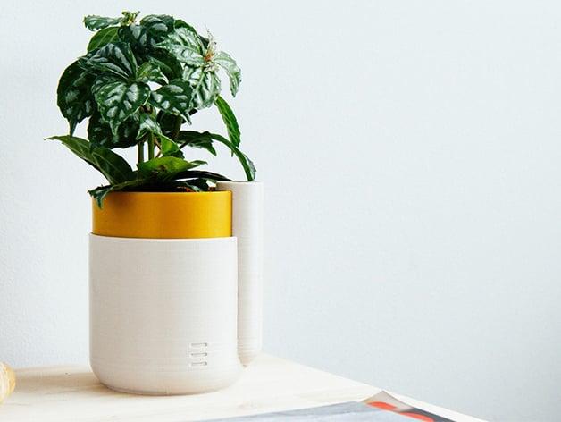 self-watering planer cel robox 3d printer