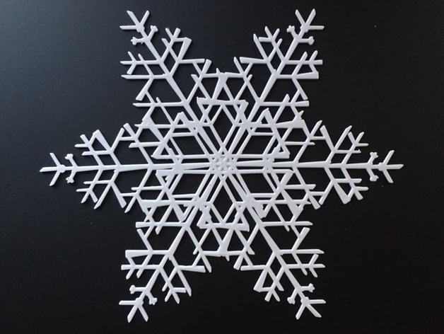 the snowflake machine by