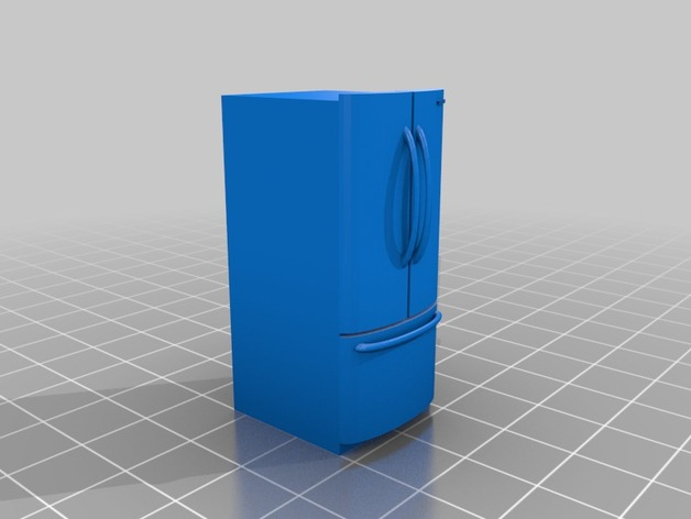 Samsung Refrigerator by Rementicule3D  Thingiverse
