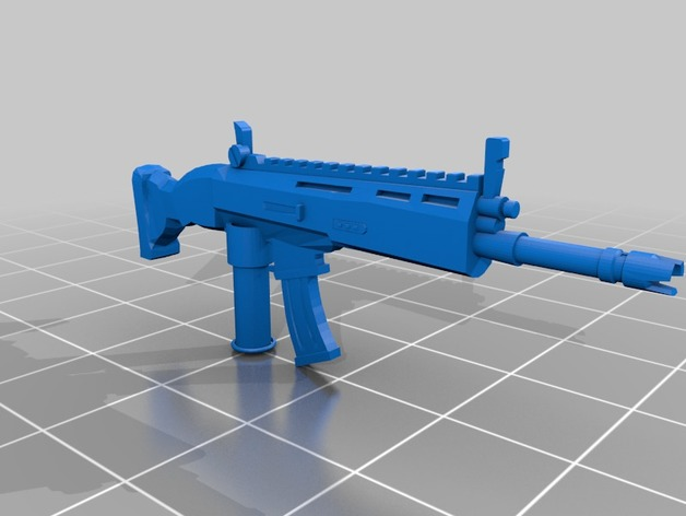 Lego Fortnite by Datoneguyisaguy  Thingiverse