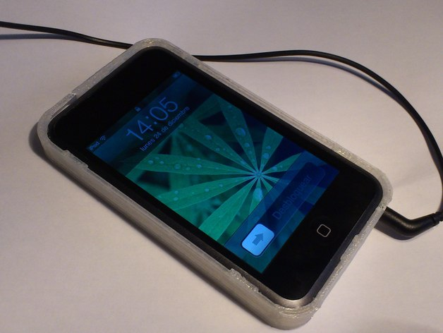 Ipod Touch 1st Gen Case By Dpello Thingiverse