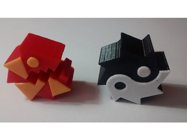 Geometry Dash 3D Balls by 3Dadicto  Thingiverse