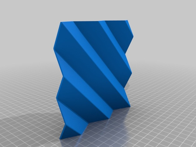 WAVE desktop tidy collection by tone001  Thingiverse