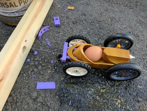 CO2 Crumple Zone Eggmobile By Shacksandbeans Thingiverse
