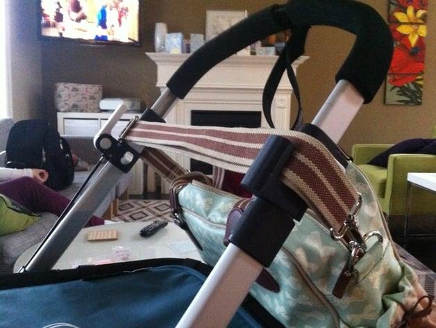Bugaboo Cameleon 3 Stroller Pushchair Bag Clip by en7rha