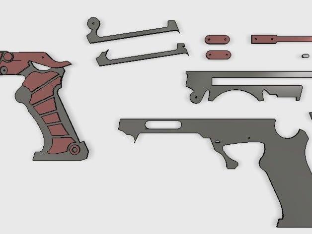 Free Rubber Band Gun Plans Pdf