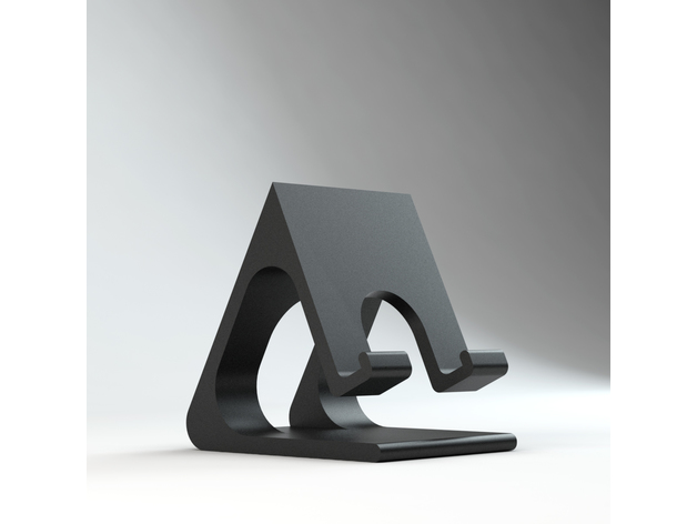 phone stand cel robox 3d printer