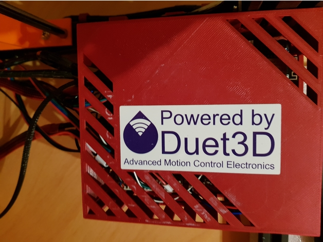 Duet Wifi Configuration For Tronxy X5s By Puddingbaer91