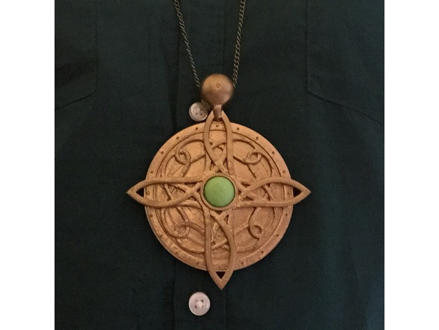 amulet of mara main