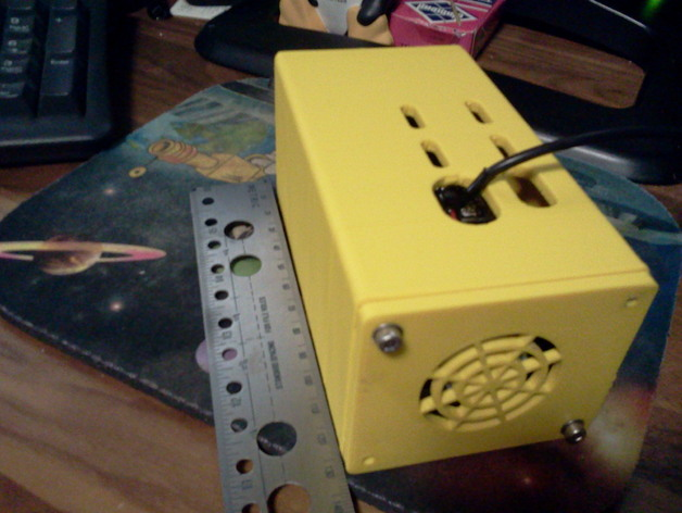 pin 7 arduino emg sa pickup wiring diagram updated ramps 1.4 case for taurino and shield by kenaaker - thingiverse