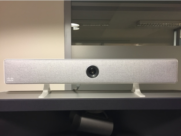 Cisco Webex Room Kit Series Stands by jarda_kp  Thingiverse