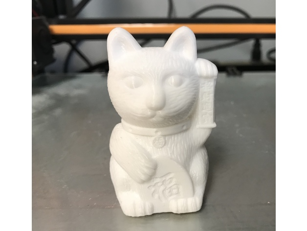 CR 10 Cat File By Elproducts Thingiverse