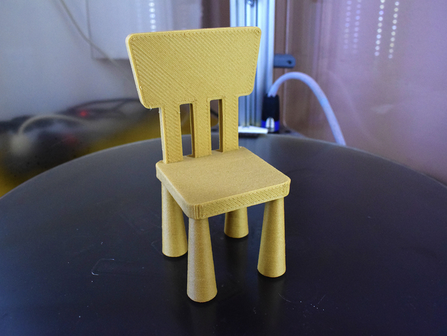 ikea wooden chairs desk chair reviews mammut by rimaker thingiverse