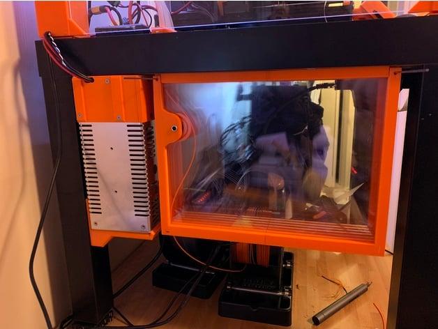 Prusa MMU 20 filament control by Corto74  Thingiverse