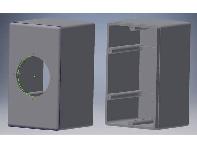 speaker box for hivi