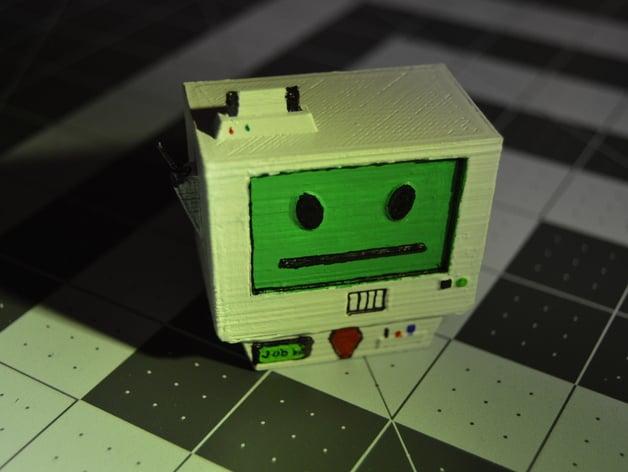 Job Bot By The3DPrintist Thingiverse